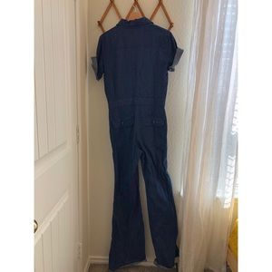 Vintage Pants & Jumpsuits - Vintage Denim Jumpsuit